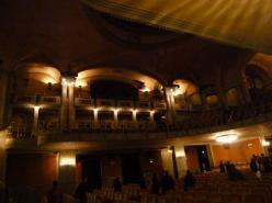 Florence, Theatre Odeon. Magnifique!
